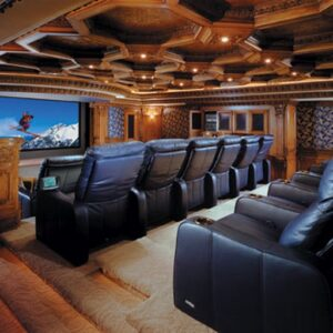 The Advantages of Having a Home Theater