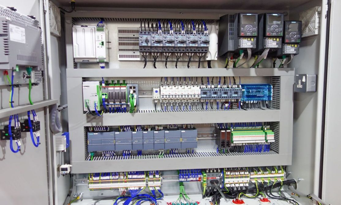 Things Included In Building A Control Panel