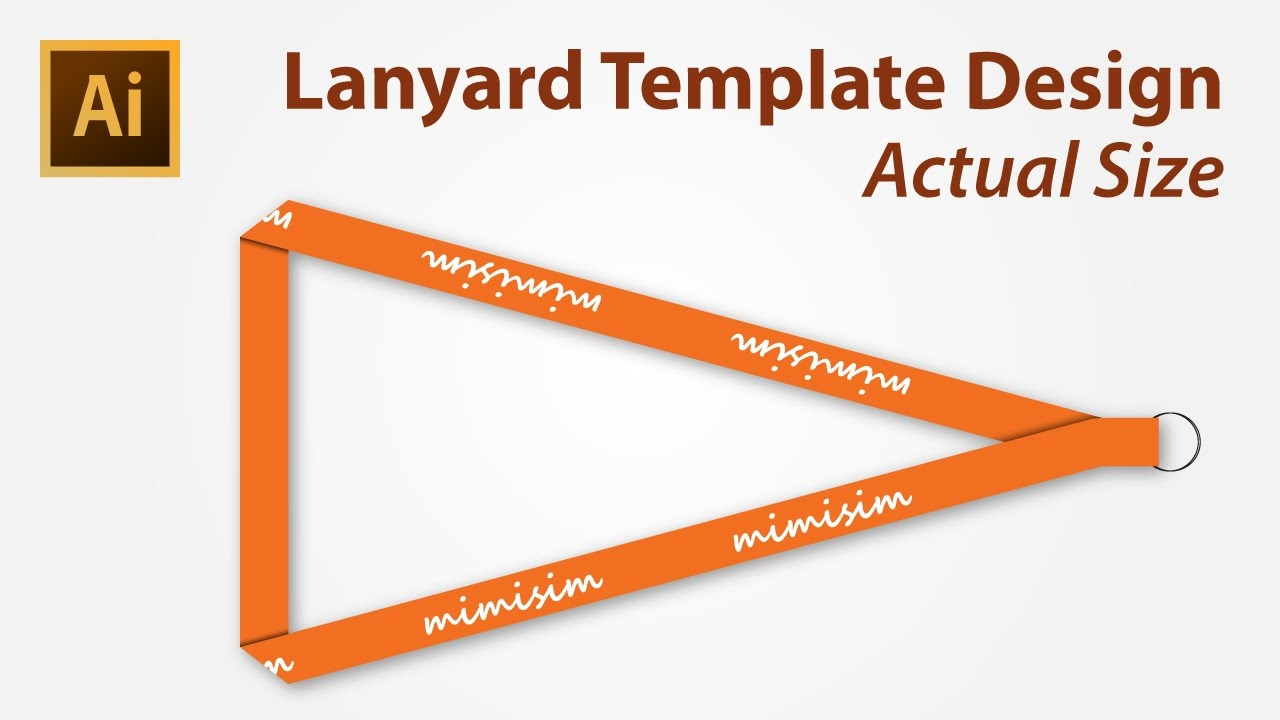 Tips On How Beginners Can Design Lanyards