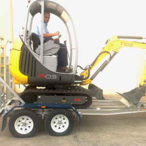 How To Take Mini Excavator on Rent?