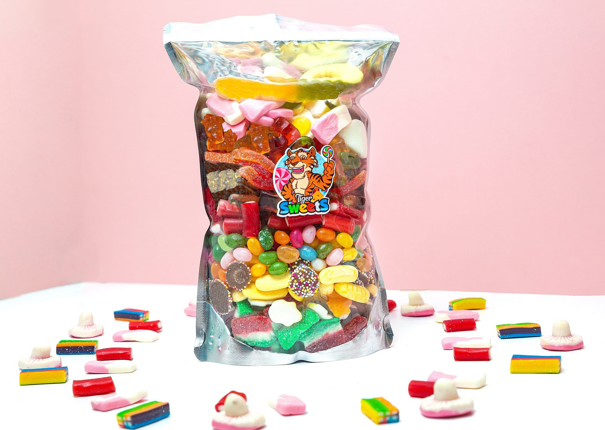 Select Your Favourite Sweets And Buy Them As A Single Set From Pick N Mix Sweets Online
