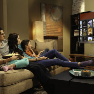 How to Watch movies comfortably at home